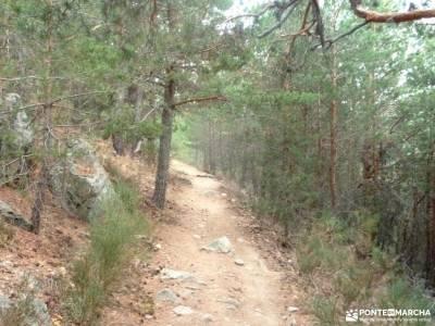 Reto senderismo-Cara Sur de la Maliciosa; viajes octubre excursiones sierra madrid rutas senderismo